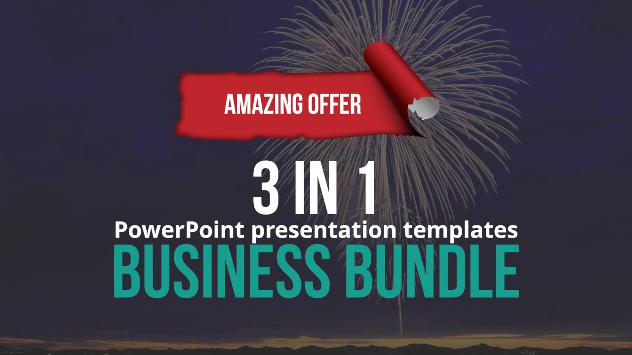 The 3 best modern presentations awesome powerpoint templates the 3 best modern presentations awesome powerpoint templates youtube alramifo Image collections