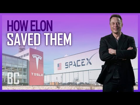 How Elon Saved