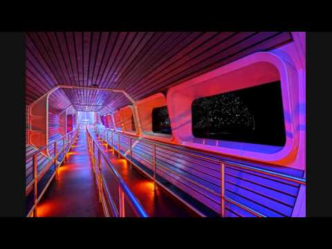 Space Mountain Third Tunnel Ambient Music - YouTube