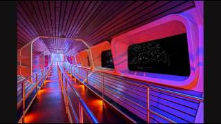 Space Mountain Third Tunnel Ambient Music