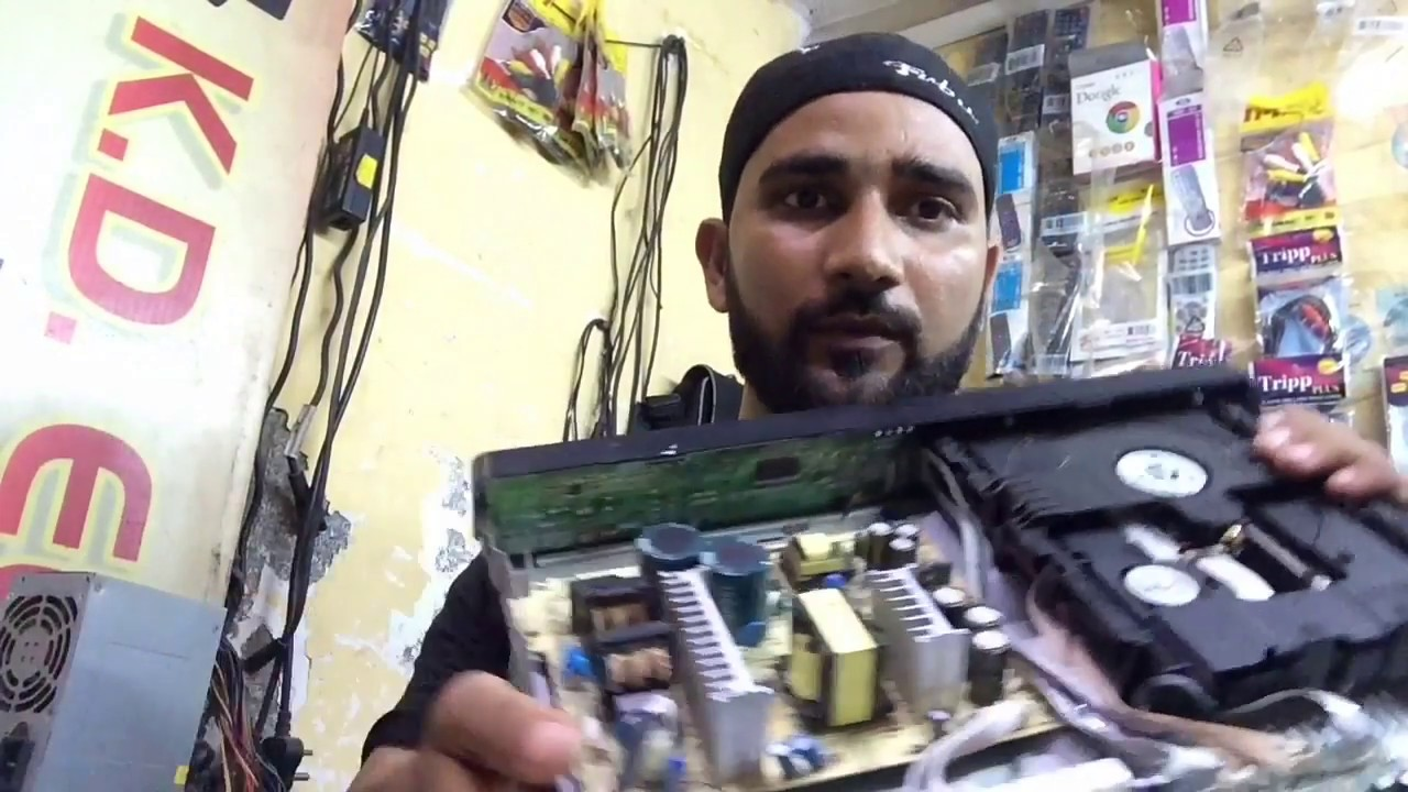 how to repair philips dvd home theatre turn off after 30 min - YouTube