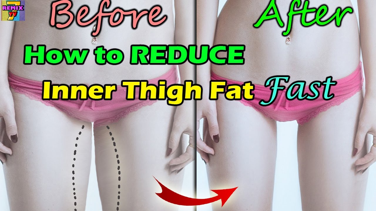How To Lose Inner Thigh Fat Without Exercise Howsto Co