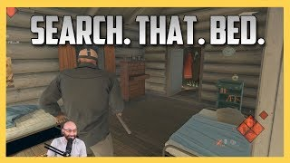 Welcome to SEARCH. THAT. BED. - Friday the 13th The Game