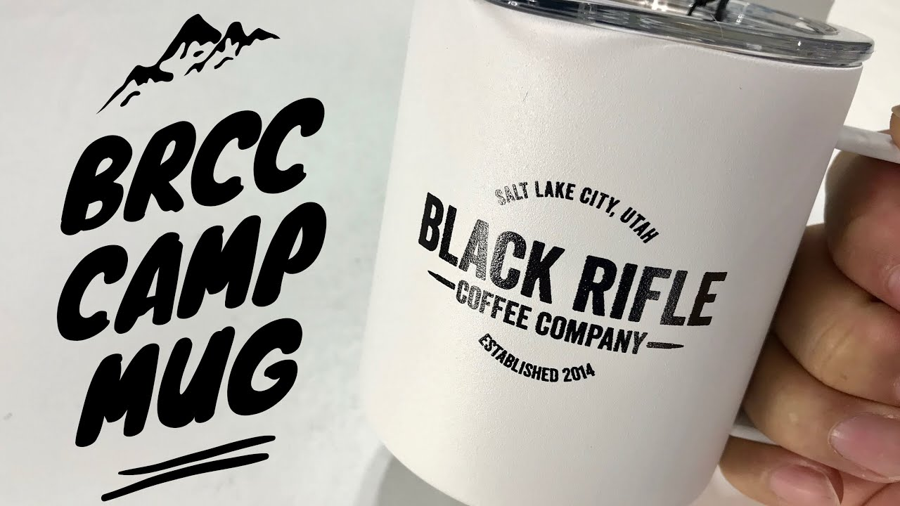 Thermo Insulated Metal Camp Mug in White with Vintage Logo ...