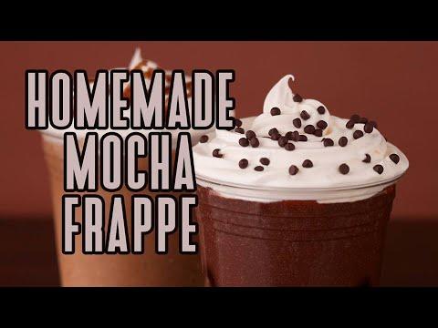 Make A Homemade Mocha Frappe That Tastes Like McDonald's! 🥤