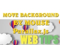 MOVE BACKROUND WITH MOUSE PARALLAX.JS HT