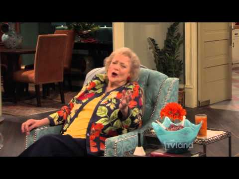 Hot in Cleveland Outtake: Betty Knows What Action Means