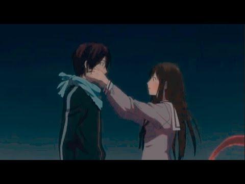 Yato And Hiyori The Moment I Thought Theyd Kiss Youtube