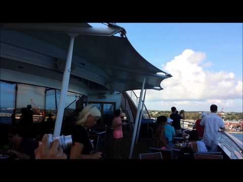 Las Bahamas August 2013