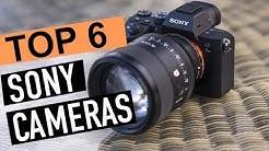 BEST 6: Sony Camera