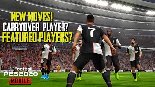 PES 2020 Mobile Trailer Review