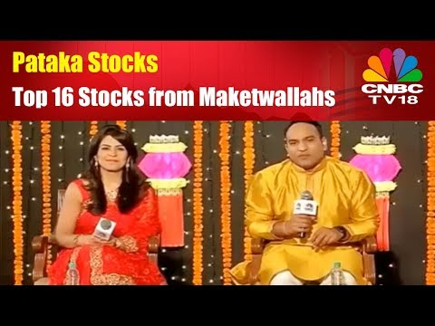 Pataka Stocks | Top 16 Stocks from Maketwallahs | Stock ideas for this Diwali | CNBC TV18