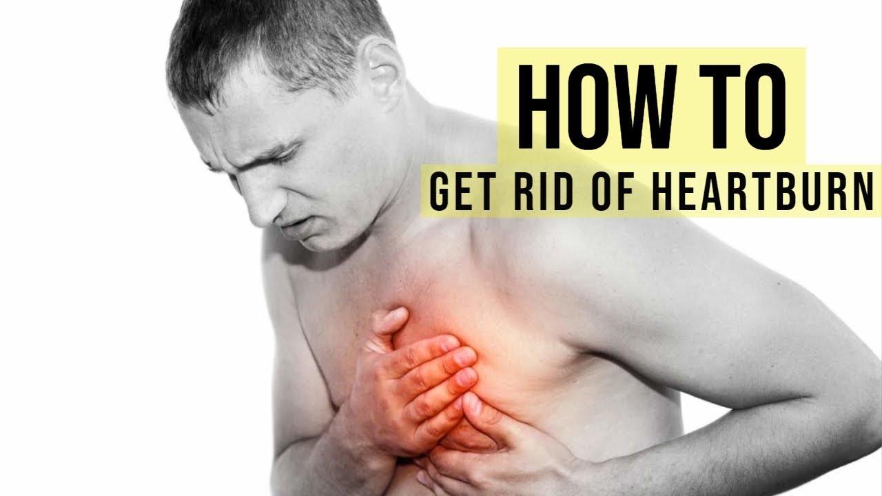 The Best Heartburn Medication