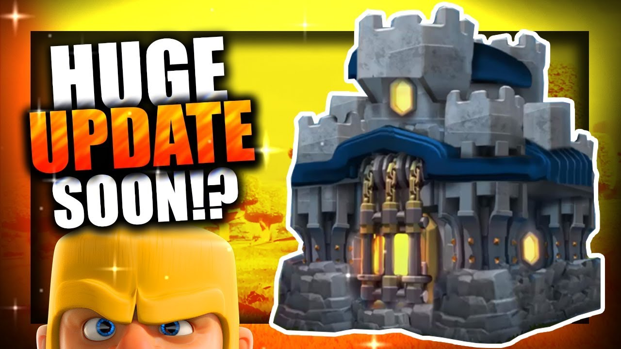 When Is The Next Major Clash Of Clans Update Town Hall  Huge Clash Of Clans Summer Update