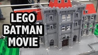 LEGO Batman Movie Collaboration | Brickworld Indy 2017
