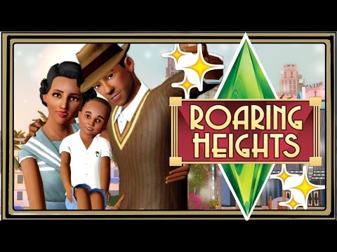The Sims 3: Roaring Heights ✧ EP.01 – The Boardwalk