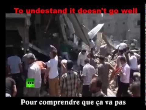 Mérée Drante - Need No One To Understand GAZA (French w/Eng sub)