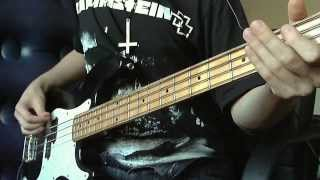 [HD] Prime Mover - Ghost - Bass cover