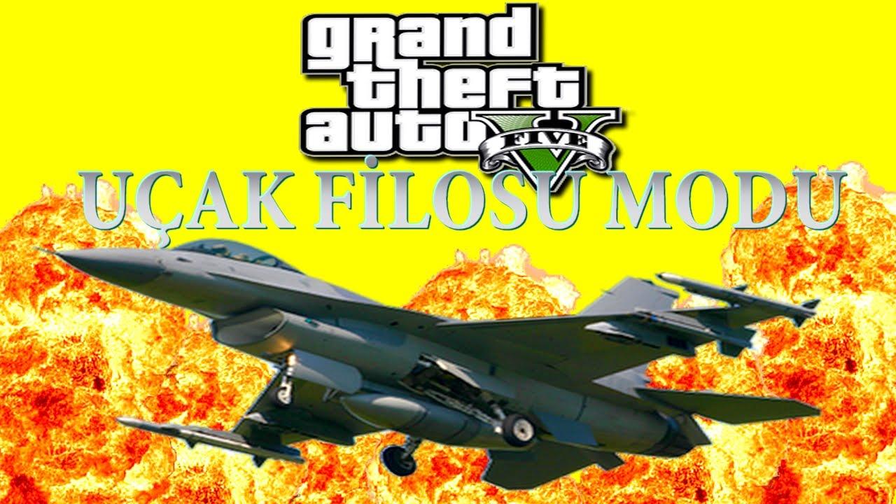 GTA 5 U U00c7AK F U0130LOSU MODU YouTube
