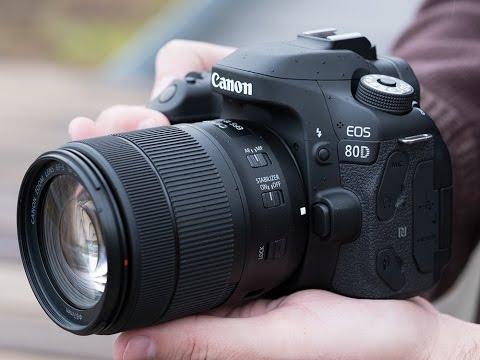 Canon 80D İncelemesi