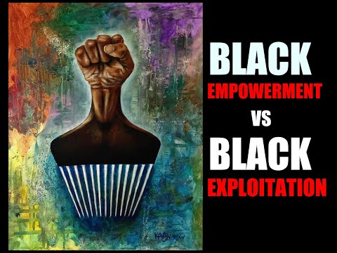 Tariq Nasheed: Black Empowerment vs Black Exploitation