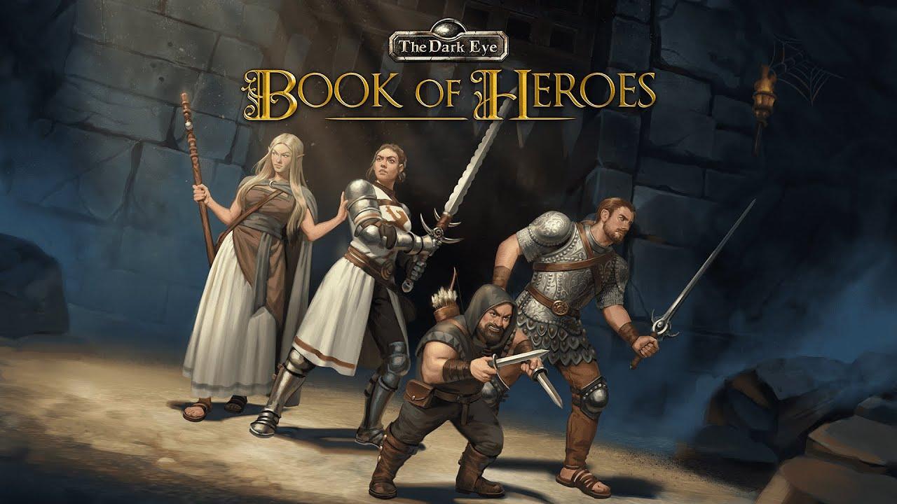 The Dark Eye: Book of Heroes. New Gameplay-Trailer (EN) - YouTube