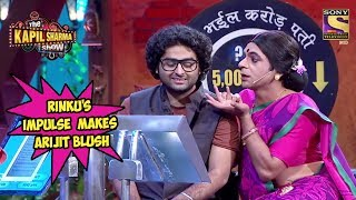 Rinku Devi Makes Arijit Singh Blush - The Kapil Sharma Show