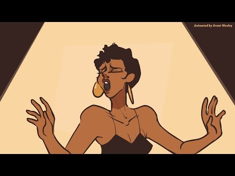"Anita Baker - ""Sweet Love"" Animation"