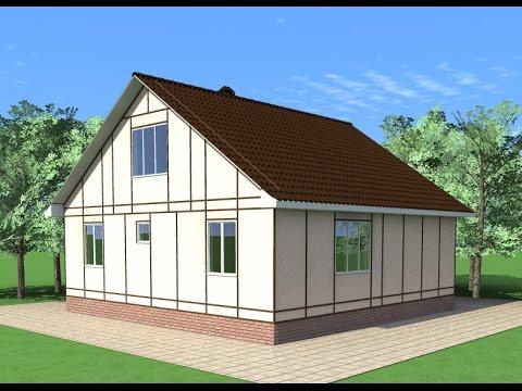 Программа для проектирования домов - Конструктор дома.