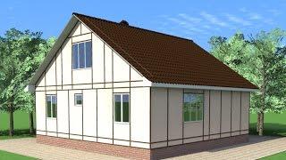 видео Проектирование домов