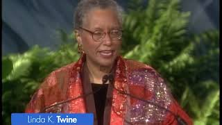 Linda K.  Twine Encourages Oklahomans to be a Positive Influence