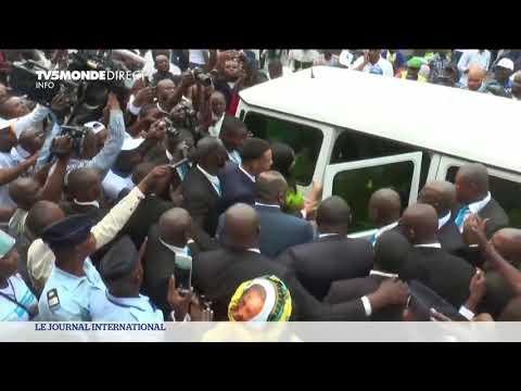 RDC : retour de Jean-Pierre Bemba à Kinshasa en vue de la présidentielle