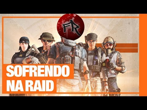 FILIPE RAMOS E O DESAFIO SOFRIDO DA RAID DE THE DIVISION 2 - The Division 2 Gameplay