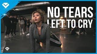 Ariana Grande - No Tears Left To Cry Dance Choreography.Single Lady LJ DANCE