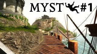 Let's Play MYST (realMyst: Masterpiece Edition) - Full Walkthrough