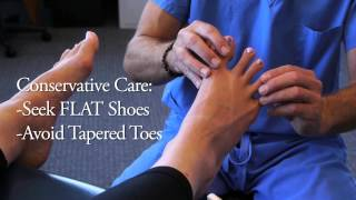 Spread Your Toes™ Series: Neuroma Conservative Care vs. Conventional Care thumbnail