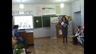 Классный час в школе №23 с. Авангард