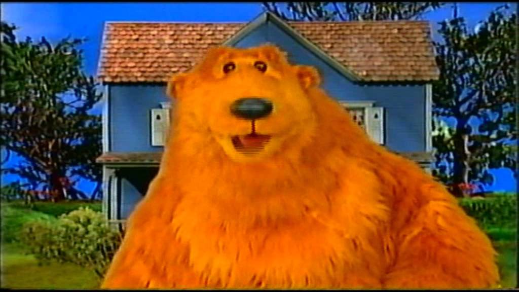 closing to bear in the big blue house birthday parties 1999 uk vhs youtube - Bear Inthe Big Blue House Christmas