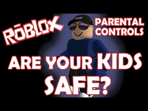 Roblox Parental Controls