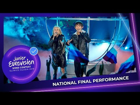 Tatyana Mezhentseva & Denberel Oorzhak - A Time For Us - Russia 🇷🇺 - National Final Performance