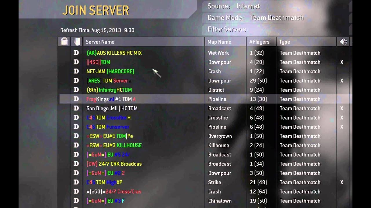 Патч Call Of Duty 4 - kingsbook