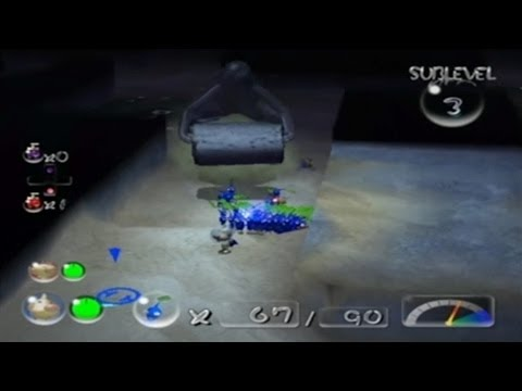 Pikmin 2 - Episode 16 - The Submerged Castle.