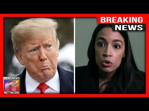 BREAKING: AOC Moves On Trump! Radical PLOT To Take Him Out EXPOSED!