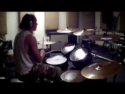 Gallery Of Suicide - Cannibal Corpse (Bolton Mycosis drum cover)