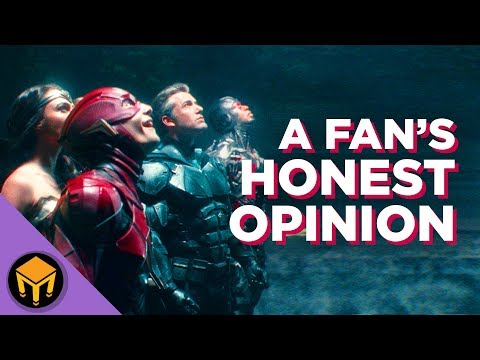 A Fan's Honest Opinion On JUSTICE LEAGUE (2017)