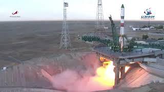 Мощь советских жидкостных ракетных двигателей РД 107А/Power of Soviet liquid rocket engines RD 107A