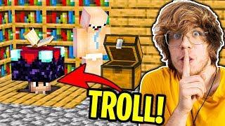 Jak Długo Mogę Żyć POD STOŁEM DO ZAKLĘĆ Widza Zanim Zauważy? | Minecraft Extreme !