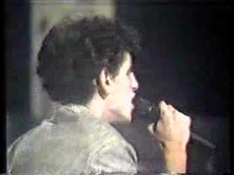 JUAN DIEGO FLOREZ festival de la paz 1989