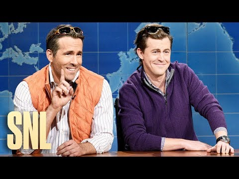 Weekend Update: Guy Who Just Bought a Boat on Thanksgiving Dating Tips - SNL