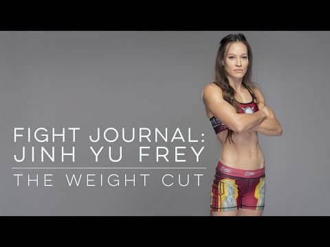 Fight Journal: Inside Invicta Title Challenger Jinh Yu Frey's Weight Cut